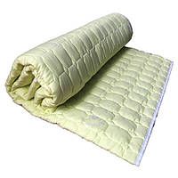 Одеяло летнее Главтекстиль бамбуковое евро 200*210 лимонное