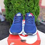 Чоловічі кросівки Nike ZOOM (синьо-червоні) 10178, фото 4
