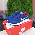 Мужские кроссовки Nike ZOOM (сине-красные) 10178, фото 6