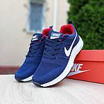 Мужские кроссовки Nike ZOOM (сине-красные) 10178, фото 9