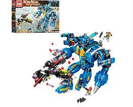 Конструктор робот-трансформер BRICK (2722)
