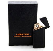 Электрическая USB Зажигалка на Аккумуляторе с Сенсорной Кнопкой
