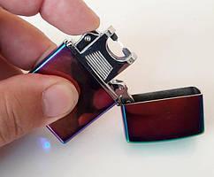 Электроимпульсные USB Зажигалки ZIPPO (ВидеоОбзор)