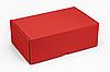 """Коробка """"Универсальная"""" М0037-о6, 2сл красная"""