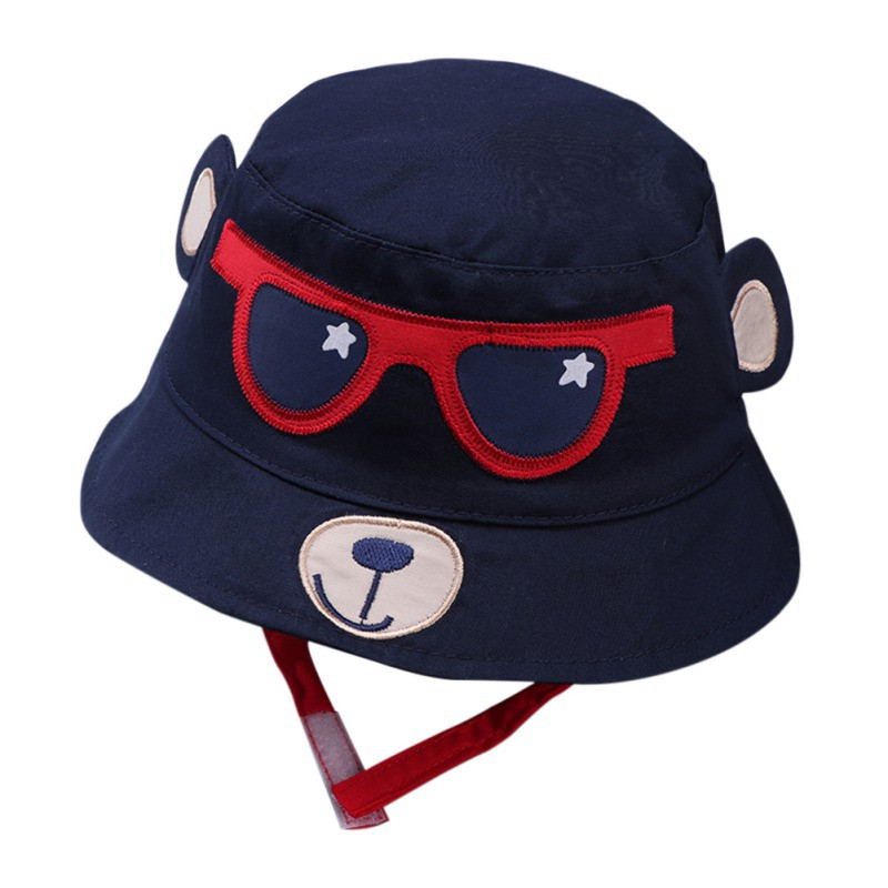 Хлопковая шляпа для мальчика на 1-3 года.