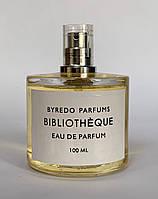 Byredo Bibliotheque 100ml tester original