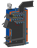 Твердопаливний котел Неус Вичлаз-50 кВт, фото 2