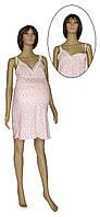 NEW! Ночные рубашки для беременных и кормящих - серия Klipsa коттон ТМ УКРТРИКОТАЖ!