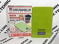 Весы кухонные Grunhelm KES-1RL, фото 1
