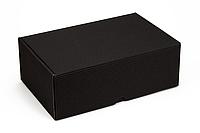 """Коробка """"Универсальная"""" М0037-о7, 2сл черная, фото 1"""