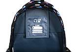 Рюкзак с термокарманом ST RIGHT  BP7 RAINBOW UNICORNS 42x30x20 см 24 литра, фото 5