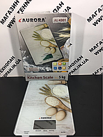 Весы кухонные Aurora AU-4301, фото 1