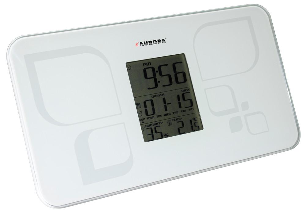 Весы напольные метеостанция Aurora AU 303