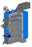 Твердопаливний котел Вичлас Неус-38 кВт, фото 2