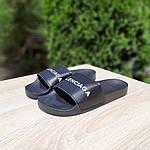 Женские летние шлепки Balenciaga (черные) 50006, фото 3