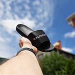 Жіночі літні шльопанці Balenciaga (чорні) 50006, фото 5