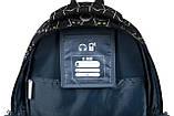 Рюкзак с термокарманом ST RIGHT  BP7 REFLECTIVE CATS 42x30x20 см 24 литра, фото 9