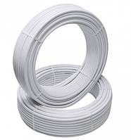 KISAN Труба металопластикова  PE-Xb/AL/PE 16x2  белая универсальная (ПОЛЬЩА)