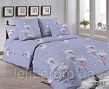Двуспальный комплект постельного белья S387