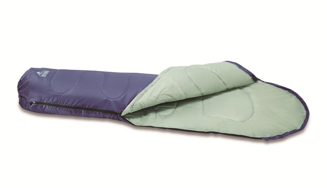 Спальный мешок одеяло спальник туристический Comfort Quest 200