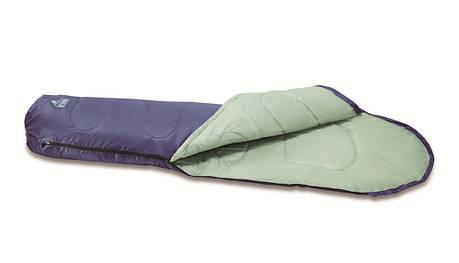 Спальный мешок одеяло спальник туристический Comfort Quest 200, фото 2