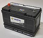 Аккумулятор 105Aз VARTA Promotive Black 605 102 080 H17 CENTR варта, фото 2