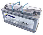 Аккумулятор 6СТ-105A VARTA Silver Dynamic Start-Stop Plus AGM H15 (605901095),12V,105Ah (-/+) Варта, 12В, 105Ач, EN950А, фото 2