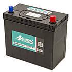 Аккумулятор 6СТ-45A MIDAC HERMETICUM Asia, 12V, 45Ah (-/+) евро, Мидак Герметикум азия, 12В, 45Ач, EN360А, фото 2