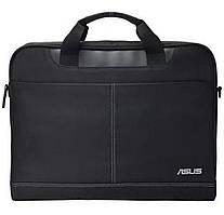 """Сумка для ноутбука 16"""" ASUS Nereus Carry Bag Black (90-XB4000BA00010-)"""