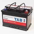 Аккумулятор  автомобильный AB MAGIC 6СТ-78Aч 12V EN750А Словения 2 года гарантии, фото 4