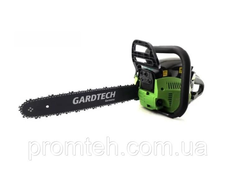 Бензопила Gardtech GCS 52-3,5 (2 шины, 2 цепи)
