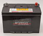 Автомобильный аккумулятор DELKOR Asia L+ 105D31R  6СТ-90Ah АзЕ 750A  Корея, фото 2
