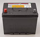 Аккумулятор Delkor 90D26R (6СТ-80 Азия)  L+ левый плюс, фото 4