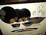 Black Washed Out Blue Сервиз столовый 46 пр. Luminarc Q1063, фото 6