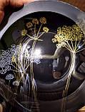 Black Field Flower Сервиз столовый 46 пр. Luminarc Q1060, фото 5