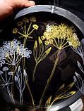 Black Field Flower Сервиз столовый 46 пр. Luminarc Q1060, фото 6