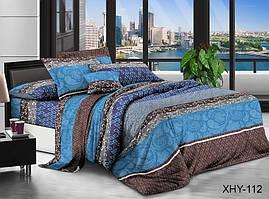 Полуторныйкомплект постельного белья с 3D эффектом XHY112