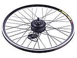 Велонабор колесо переднее 29 с дисплеем, фото 2