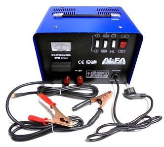 Пуско-зарядное устройство Al-Fa 12/24V пусковой ток 200A (53648479)