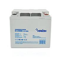 Аккумуляторная батарея MERLION GL12400M6 12 V 40 Ah (198 x 165 x 170) гелевая