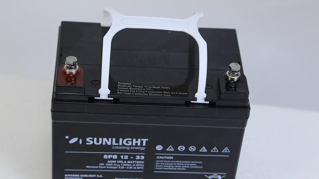 Батарея аккумуляторная SUNLIGHT SP 12 - 33