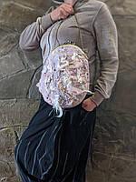 """Валяная сумочка """"Весна"""", подарок для женщин, авторская работа, сумка из войлока"""