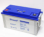 Батарея аккумуляторная Ultracell UCG120-12, 12В, 120Ач, GEL, фото 2