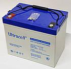 Батарея аккумуляторная Ultracell UCG75-12, 12В, 75Ач, GEL, фото 4