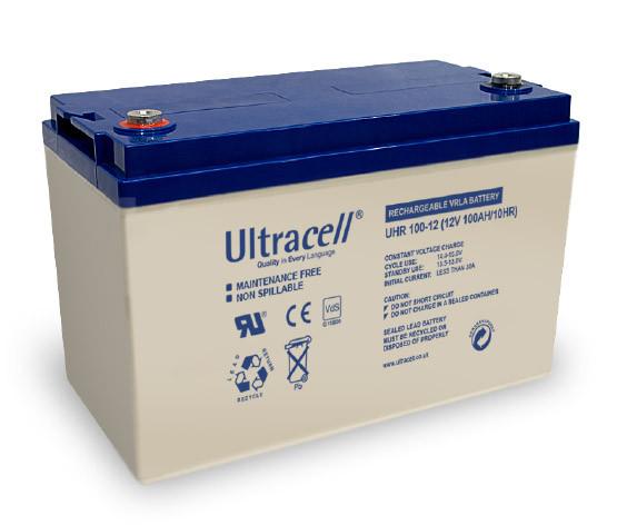 Батарея аккумуляторная Ultracell UHR100-12 - Купить