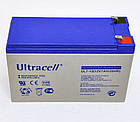 Батарея аккумуляторная Ultracell UL7-12, 12В, 7Ач, AGM, фото 3