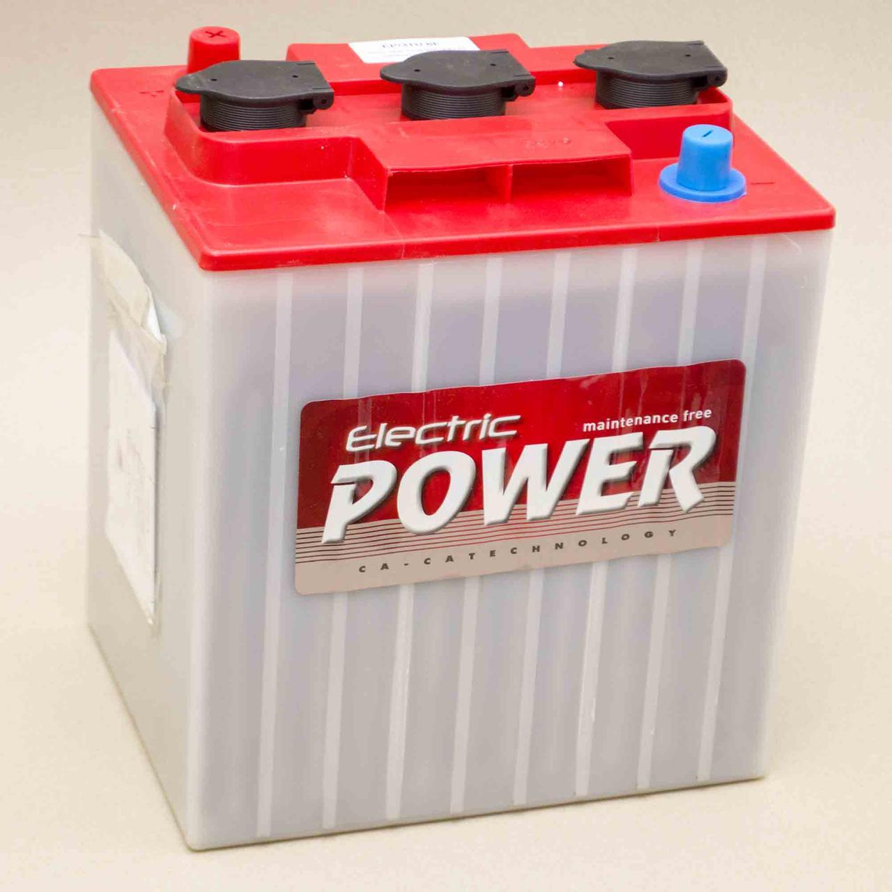 Тягова свинцево-кислотна акумуляторна батарея Electric Power 6V 180/240AH (C5/C20)