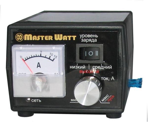 Зарядное устройство для автомобильных аккумуляторов 15А 12В