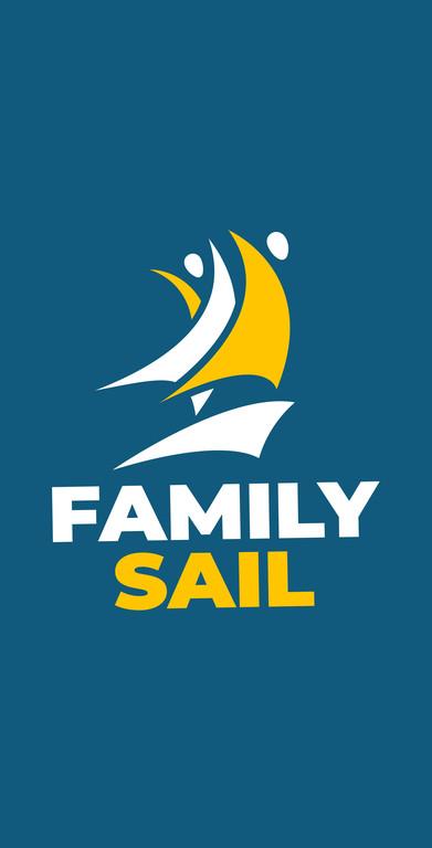 Полотенце для яхтенного агентства Family Sail