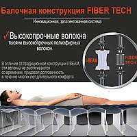 Надувная кровать Intex 64412, 99 х 191 х 46 , встроенный электронасос. Односпальная